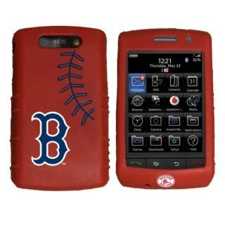 iFanatic MLB Boston Red Sox Cashmere Silicone Blackberry Storm Case Sports & Outdoors