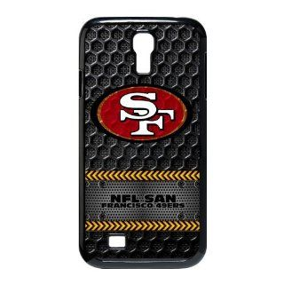 Custom Your Own NFL San Francisco 49ers SamSung Galaxy S4 I9500 case, 49ers SamSung Galaxy S4 case cover Cell Phones & Accessories