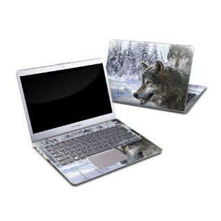 Snow Wolves Design Protective Decal Skin Sticker for Samsung Series 5 13.3 inch Ultrabook PC 530U38 A01 Computers & Accessories