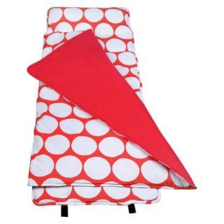 Wildkin Big Dot Original Nap Mat   RedWhite