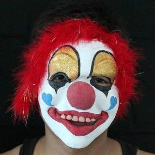 Cute Clown Shape Masquerade Party Halloween Mask  GPS & Navigation