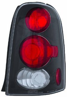IPCW CWT CE540CB Crystal Eyes Bermuda Black Tail Lamp   Pair Automotive