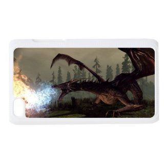 Funny Game Diablo Unique Design Hard Shell Back Cover for Ipod Touch 4 EWP Cover 11122 Cell Phones & Accessories