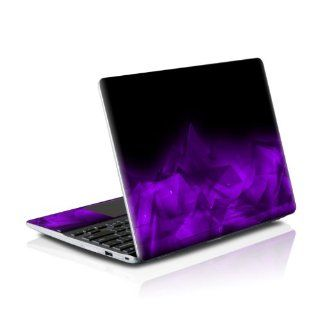 Dark Amethyst Crystal Design Protective Decal Skin Sticker (High Gloss Coating) for Samsung Series 5 550 Chromebook 12.1 inch XE550C22 H01US (released May 2012) Computers & Accessories