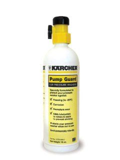 Karcher 9.558 998.0 Gas and Electric Pressure Washer's Pump Guard (16oz)  Pressure Washer Pump Saver Fluid  Patio, Lawn & Garden