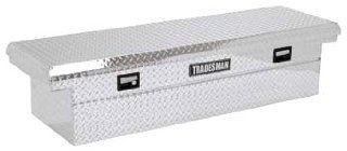 "Lund/Tradesman TALF561LP Full size Truck 60"" Aluminum Cross Bed Low Profile Tool Box Automotive"