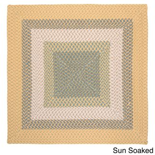 Color Market Indoor/ Outdoor Area Rug (6 X 6)
