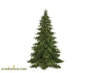 Nikko Artificial Fir Pre Lit Christmas Tree   9 FT