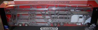 Freightliner Classic XL Car Hauler 132 Scale Diecast Truck Model Sports & Outdoors