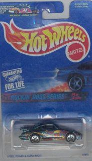 Hot Wheels 1996 572 PORSCHE 930 Rockin' Rods series 4 of 4 164 Scale Toys & Games