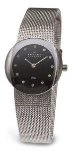 Skagen Women's 589SSSB Stainless Steel Mesh Watch Skagen Watches