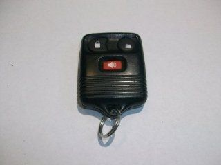 F8DB 15K601 AB Factory 3 BUTTON OEM KEY FOB Keyless Entry Remote Alarm Replace Automotive