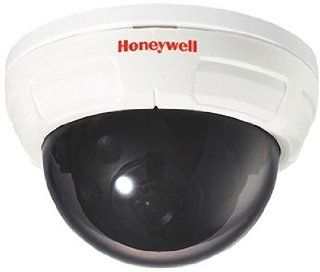"Honeywell Video HD40P 1/3"" CCD Standard Resolution Color Indoor Fixed Mini Dome Camera, 420 TVL, 3.8 mm Lens, 12 VDC, NTSC  Dvr Indoor  Camera & Photo"