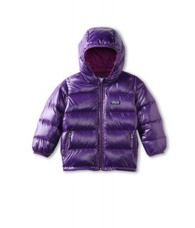 Patagonia Kids Baby Hi Loft Down Sweater Hoody Infant Toddler Purple