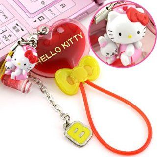 Sanrio Hello Kitty Angel Nurse Cell Phone Strap (Blood Type B) Electronics