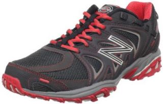 New Balance Men's MT626 Trail Running Shoe, Grey/Orange, 7.5 D US Trail Runners Shoes