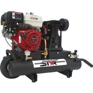 # 459222.    NorthStar Honda GX270 Twin Tank Air Compressor