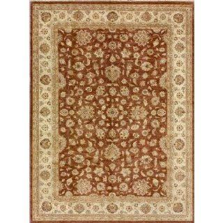 Shop Loloi Rugs Mm 07 Rust ivory 12 X 15 Rug From The Majestic Collection at the  Home D�cor Store