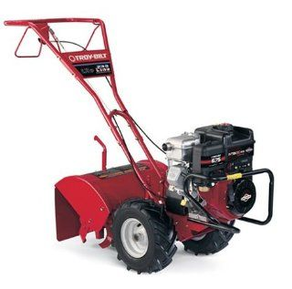 Troy Bilt 21A 634K766 Pro Line Forward Rotating 6.75 HP Rear Tine Tiller (Discontinued by Manufacturer)  Power Tillers  Patio, Lawn & Garden