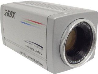 Speco CVC 652HZ 22x Optical Zoom Color Box Camera with Wide Dynamic Range  Surveillance Cameras  Camera & Photo