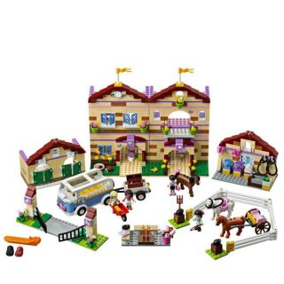 LEGO Friends Summer Riding Camp (3185)      Toys