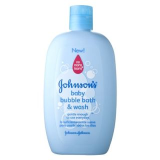 Johnsons Kids Baby Bubble Bath & Wash 15 oz.