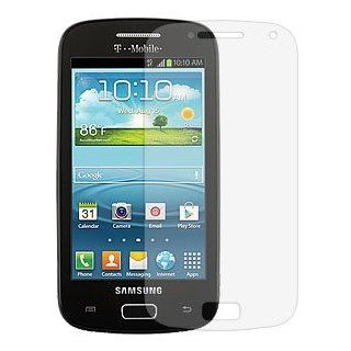Samsung Galaxy S Relay 4G Anti Glare Screen Protector (Samsung SGH T699) Cell Phones & Accessories