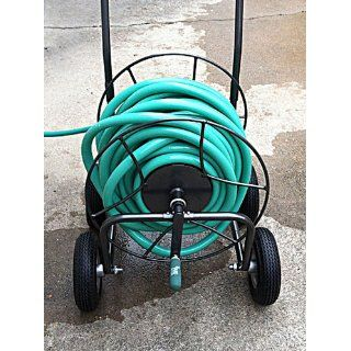 Yard Butler IHT 4EZ Hose Truck 4 Wheel Easy Assembly  Garden Hose Carts  Patio, Lawn & Garden