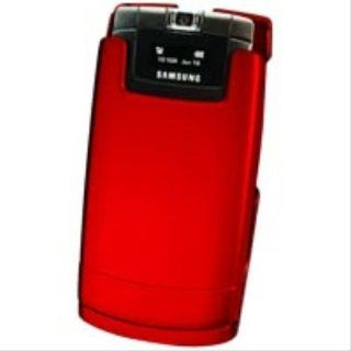 NEW RED RUBBERIZED PROGUARD HARD CASE COVER BELT CLIP FOR SAMSUNG SGH A717 PHONE Cell Phones & Accessories