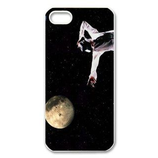 Custom Michael Jackson Cover Case for iPhone 5/5s WIP 3916 Cell Phones & Accessories