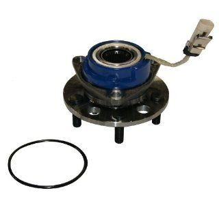 GMB 730 0004 Wheel Bearing Hub Assembly Automotive