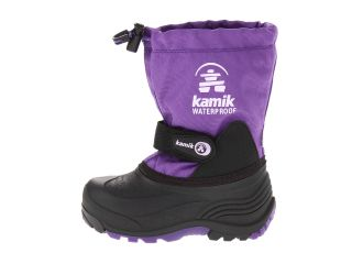 Kamik Kids Waterbug Wide Toddler Little Kid Big Kid Purple
