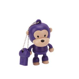 2GB Cartoon Lovely Cute Monkey USB Flash Memory Drive Computers & Accessories