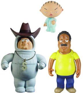 Family Guy Classics Figures Series 2 Set of 3 Toys & Games