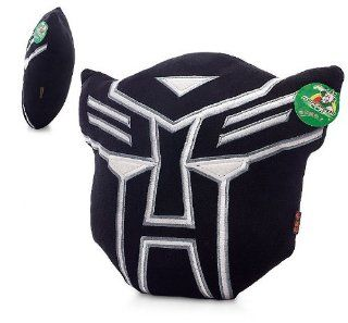 Transformers Plush Cushion Plush Toys Pillow Birthday and Christmas Gifts (Black) Toys & Games