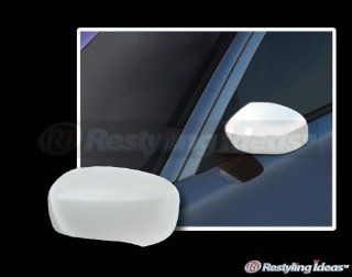 2006, 2007, 2008, 2009, 2010 Dodge Charger Chrome Mirror Covers (2 Pieces Right & Left)   for PAINTED MIRRORS Automotive