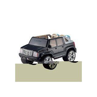 Power Wheels Black Cadillac Escalade 2007 Toys & Games