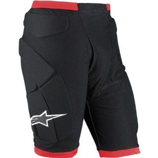 Alpinestars Compression Shorts Men's Protector Dirt Bike Motorcycle Body Armor   Small Automotive