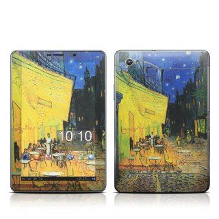 Cafe Terrace At Night Design Protective Decal Skin Sticker for Samsung Galaxy Tab 7.7 SCH i815 Tablet Computers & Accessories