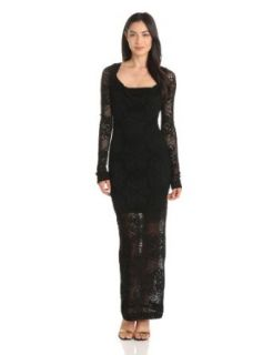Vivienne Westwood Anglomania Women's Long Sleeve Liz Dress, Black, X Small