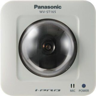 Panasonic Warranty Indoor Pan tilting Network Camera (wv st165)    Webcams  Camera & Photo