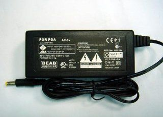 GSI Great Quality PDA AC Adapter Power Supply   Functions Perfectly as AC 5V for iPAQ, Pocket PC, Casio Cassiopeia, Toshiba Pocket PC, Kyocera Finecam, Olympus Stylus, Audiovox, Creative Labs, Dell Axim and More.  Camera Power Adapters  Camera & Phot