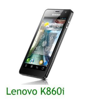 Lenovo K860i Quad core Exynos 1.6G 8MP 5 IPS 720P 16GROM Android K860 Small cell Cell Phones & Accessories