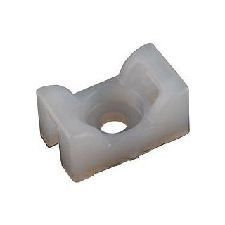 THOMAS & BETTS   TC140   CABLE TIE SADDLE SUPPORT, NYLON 6.6, NATURAL Electronic Components