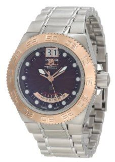 Invicta Men's 10870 Subaqua Brown Sunray Dial Stainless Steel Watch Invicta Watches
