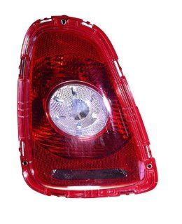 Depo 882 1908L AQ Mini Cooper Driver Side Replacement Taillight Assembly Automotive