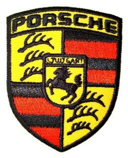 PORSCHE 911 Cayenne Cars emblem Clothing CP01 Iron on Patches