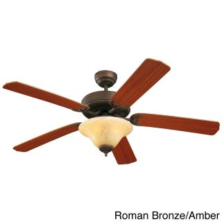 Monte Carlo Homeowners Deluxe Ceiling Fan