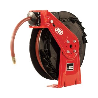 Ingersoll Rand Heavy-Duty Composite Hose Reel — 3/8in. x 50-ft. Hose, Model# 6358  Air Hoses   Reels
