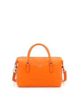 henry lane emmy satchel bag, ablaze   kate spade new york